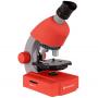 Мікроскоп Bresser Junior 40x-640x Red