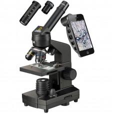 Мікроскоп National Geographic 40x-1280x (с адаптером для смартфона)