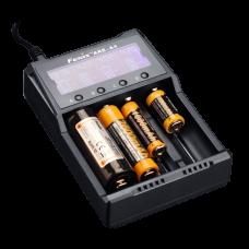 Зарядное устройство Fenix ARE-A4 (18650, 16340, 14500, 26650, AA, ААА, С)