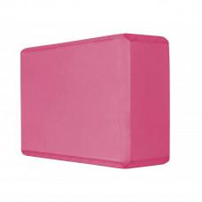 Блок для йоги Sport Shiny SV-HK0168 Pink