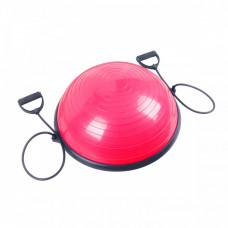 Балансувальна платформа Sport Shiny Bosu Ball 60 см SS6037-2 Pink