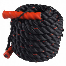 Канат для кроссфита SportVida Battle Rope 9 м SV-HK0172