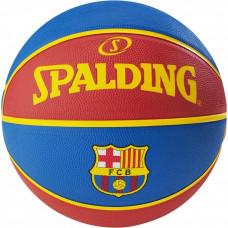 М'яч баскетбольний Spalding EL Team FC Barcelona Size 7
