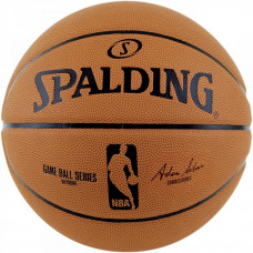 Мяч баскетбольный Spalding NBA Game Ball Replica Size 7