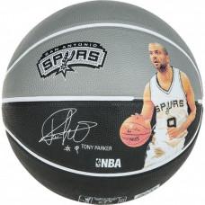М'яч баскетбольний Spalding NBA Player Tony Parker Size 7
