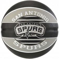 Мяч баскетбольный Spalding NBA Team SA Spurs Size 7