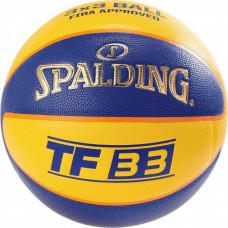 Мяч баскетбольный Spalding TF-33 Outdoor FIBA Size 6