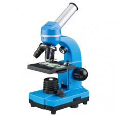 Мікроскоп Bresser Biolux SEL 40x-1600x Blue (смартфон-адаптер)