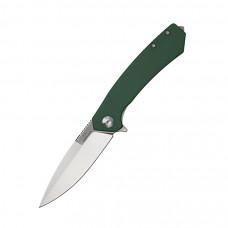 Нож Adimanti by Ganzo (SKIMEN design), зеленый