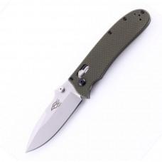 Нож Ganzo Firebird F704 зеленый