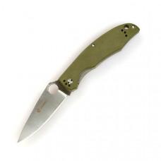 Нож Ganzo G732, зеленый