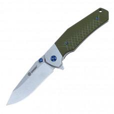 Нож Ganzo G7492, зеленый