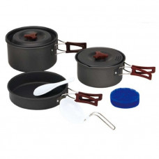 Набор посуды для 2-3 персон Fire-Maple FMC-202