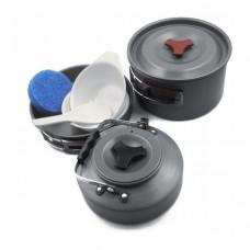 Набор посуды для 2-3 персон Fire-Maple FMC-204