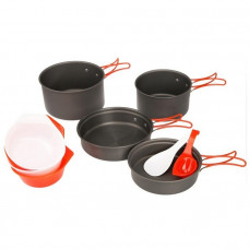 Набор посуды для 2-3 персон Fire-Maple FMC-K7