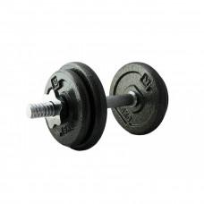 Гантель набірна залізна LiveUp DUMBELL SET, 10 кг, LS2311-10