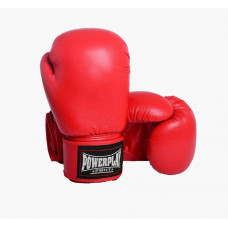 Боксерские перчатки PowerPlay 3004 Красные 14 унций