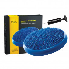 Балансувальна подушка (сенсомоторна) масажна 4FIZJO 4FJ0022 Blue