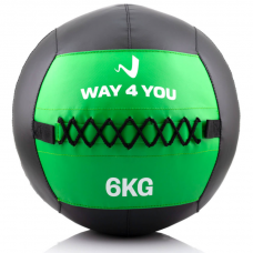 Набивной мяч Wall Ball (медбол) Way4you 6кг.
