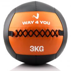 Набивной мяч (медбол) Way4you 3кг.