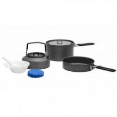 Набор посуды для 2-3 персон Fire-Maple Feast 2, черные ручки