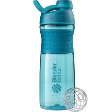 Спортивна пляшка-шейкер BlenderBottle SportMixer Twist 820ml Teal (ORIGINAL)