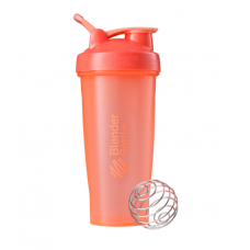 Спортивный шейкер BlenderBottle Classic Loop 820ml Coral (ORIGINAL)