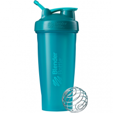 Спортивный шейкер BlenderBottle Classic Loop 820ml Teal (ORIGINAL)