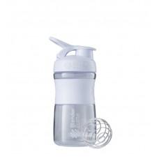 Спортивная бутылка-шейкер BlenderBottle SportMixer 590ml White (ORIGINAL)
