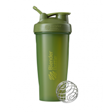 Спортивный шейкер BlenderBottle Classic Loop 820ml Moss Green (ORIGINAL)