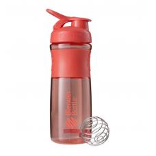 Спортивная бутылка-шейкер BlenderBottle SportMixer 820ml Coral (ORIGINAL)