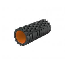 Роллер массажный Power System Fitness Foam Roller PS-4050 Black/Orange