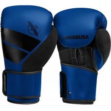 Боксерські рукавички Hayabusa S4 Сині, 16oz L