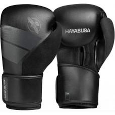 Боксерські рукавички Hayabusa S4 Чорні 16oz L