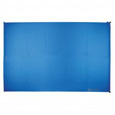 Коврик туристический Highlander Base 10 Double Self-Inflating Blue
