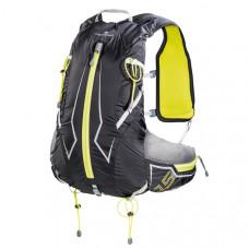 Рюкзак спортивный Ferrino X-Track 15 Black/Yellow