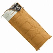 Спальный мешок Ferrino Travel 190/+5°C Mustard (Left)