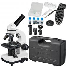 Мікроскоп Bresser Biolux SEL 40x-1600x (смартфон-адаптер + кейс)