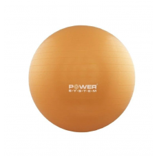 Мяч для фитнеса и гимнастики power system ps-4018 85 cm orange