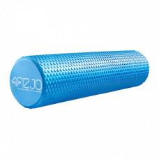 Массажный ролик (валик, роллер) 4FIZJO EVA 60 x 15 см 4FJ0118 Blue