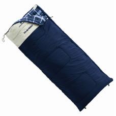 Спальный мешок Ferrino Travel 200/+5°C Deep Blue/White (Left)