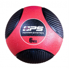 Медбол medicine ball power system ps-4136 6кг