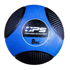 Медбол medicine ball power system ps-4138 8кг