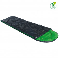 Спальный мешок High Peak Easy Travel/+5°C Anthra/Green (Left)