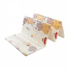 Развивающий детский коврик двухсторонний 4FIZJO KIDS 200 x 155 x 1 см 4FJ0165