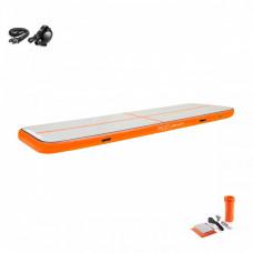 Мат гимнастический надувной 4FIZJO Air Track Mat 500 x 100 x 20 см 4FJ0174