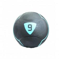 Медбол Livepro SOLID MEDICINE BALL черний 9кг