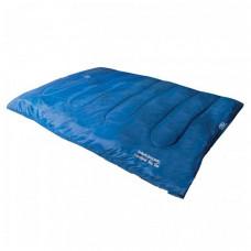 Спальний мішок Highlander Sleepline 350 Double/+3°C Deep Blue (Left)