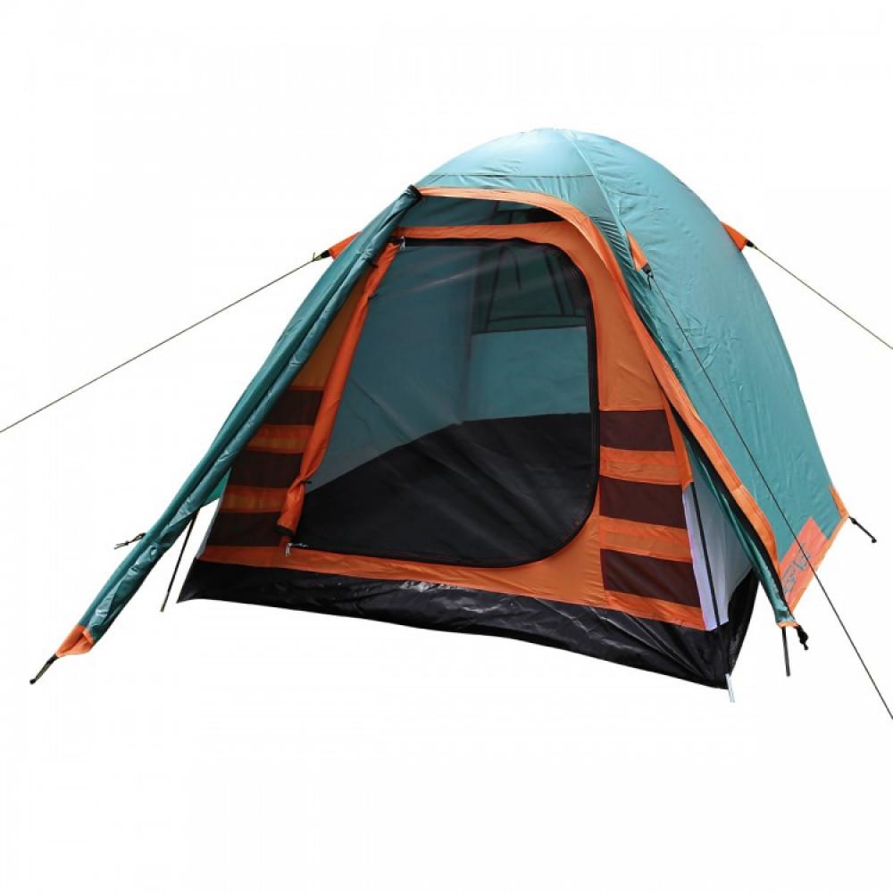 Палатка туристична чотирьохмісна SportVida 285 x 240 см SV-WS0021