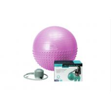 Мяч для фитнеса PowerPlay 4003 75см Light-purple